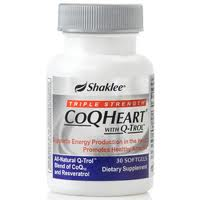 Shaklee CoQHeart with Q-Trol