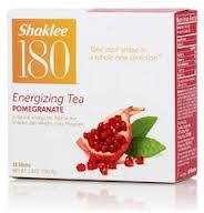 Shaklee Energizing Tea Pomegranate Flavor
