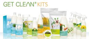Shaklee Get Clean Starter Kit Regular Sent