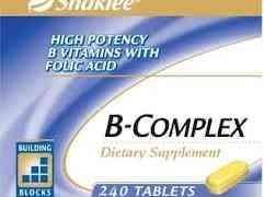 Shaklee Vitamin B Complex
