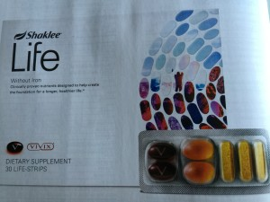 Shaklee's life strip